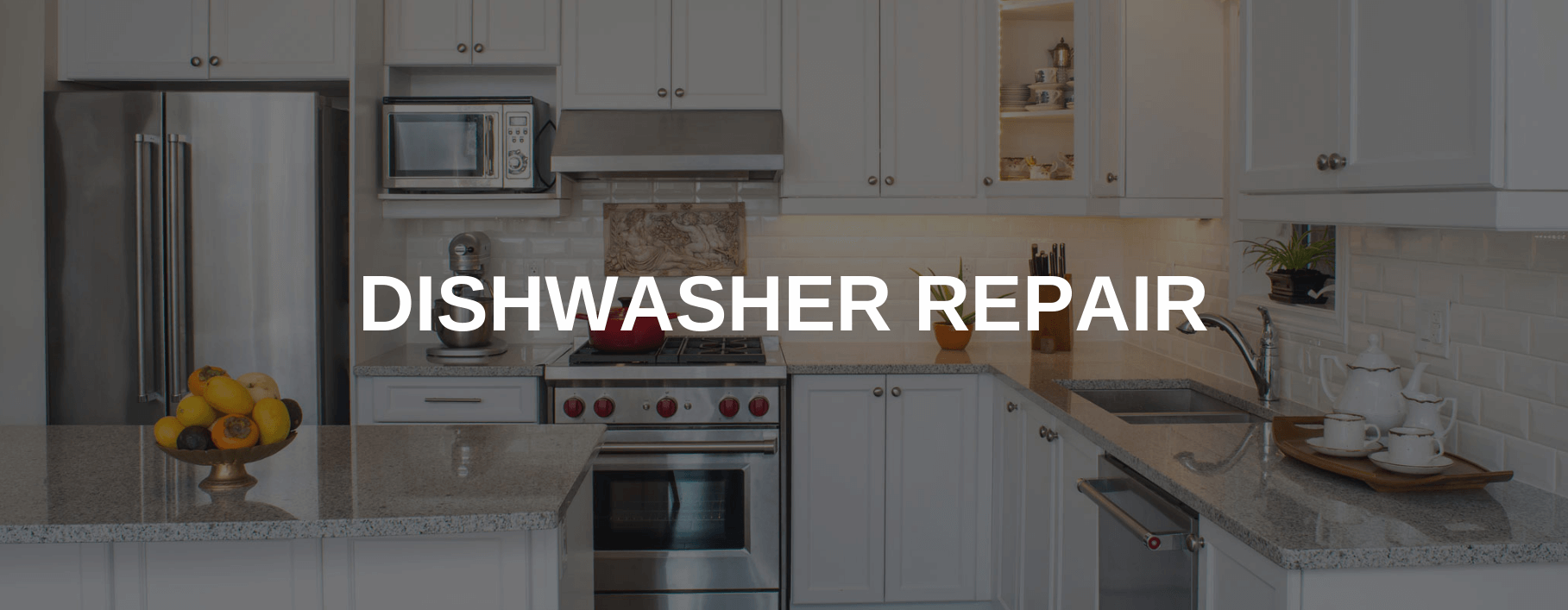 dishwasher repair fort lee
