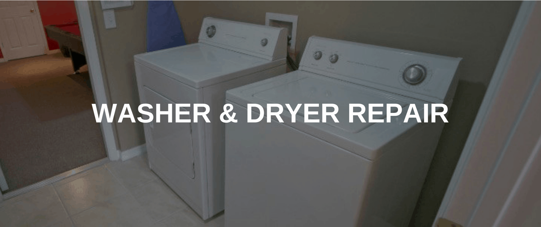 washing machine repair fort lee
